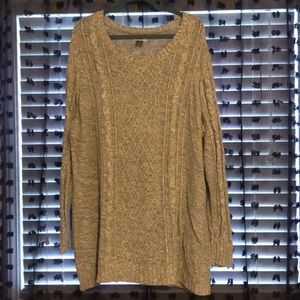 Grey 3X Old Navy Sweater